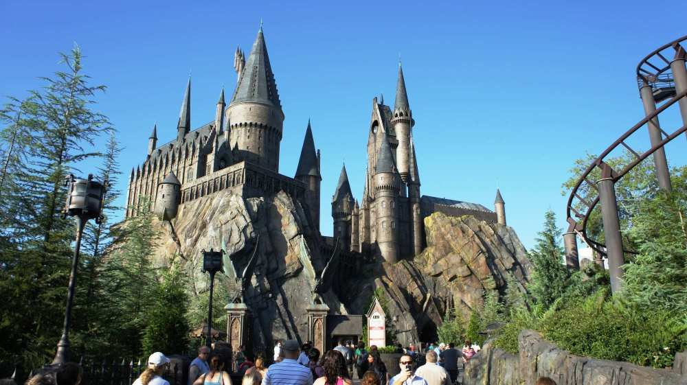 Wizarding World of Harry Potter trip report - July 2011.